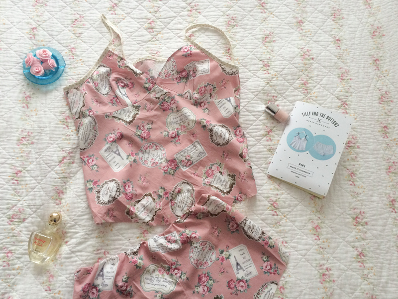 Harriet's Fifi Pyjamas