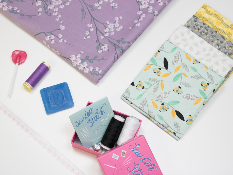 Harriet's Pattern Picks for May