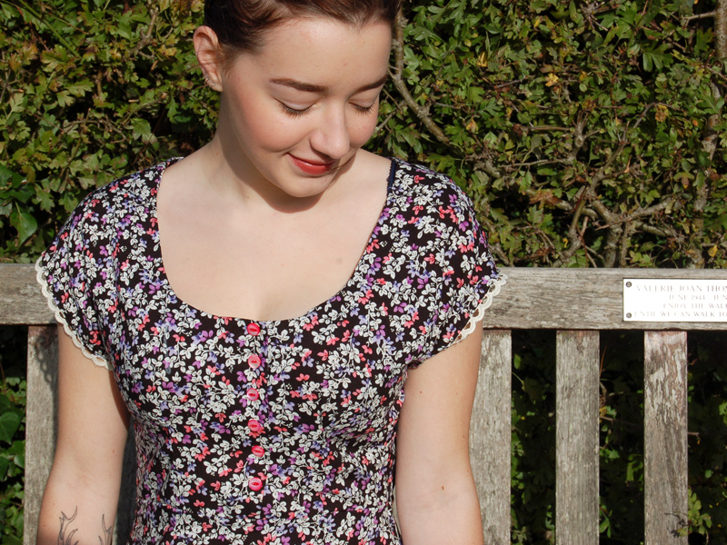 Harriet's Sew Over It Doris Dress