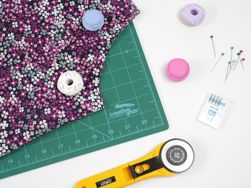 Learning to Sew with Slippery Fabrics