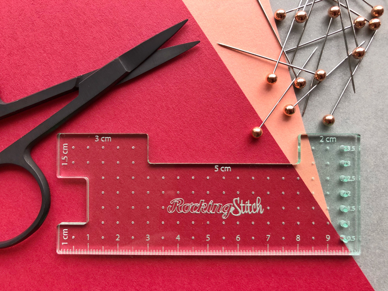 How To Use Your Seamstress Gauge
