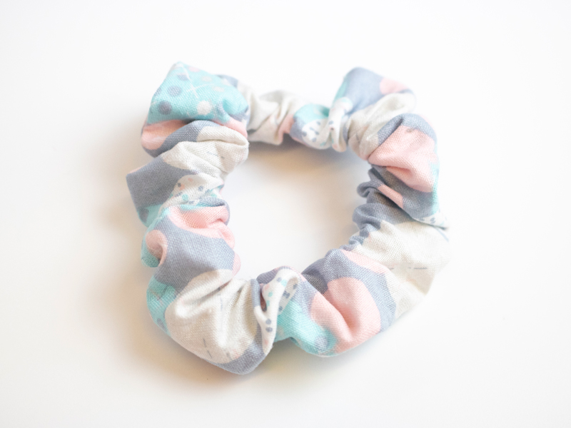 DIY Scrunchie Tutorial