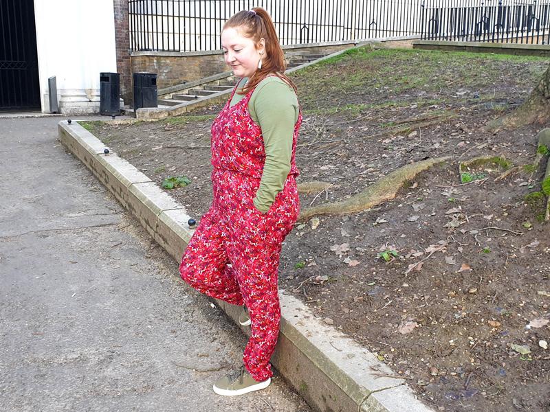Gemma's Ogden/Marigold Jumpsuit