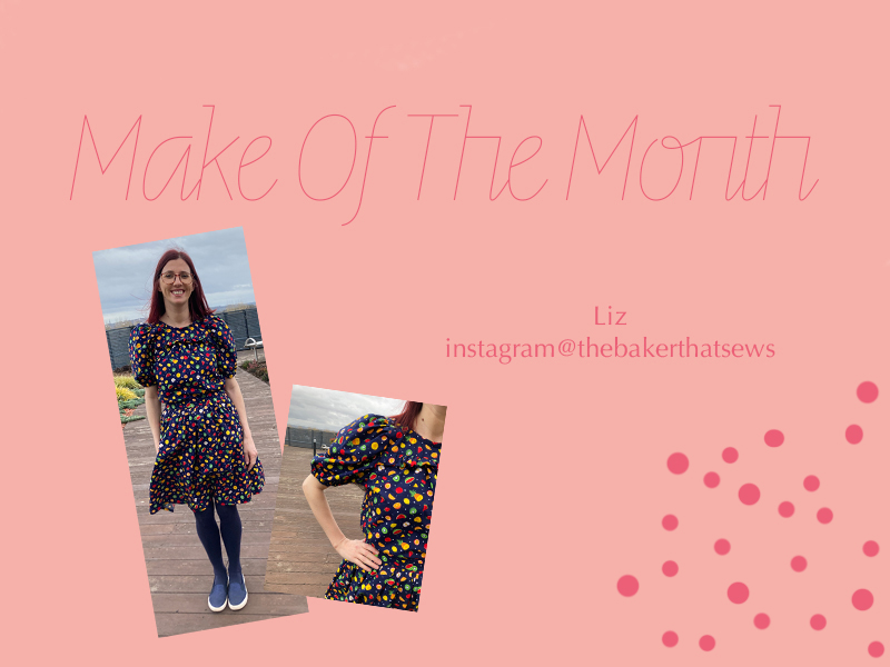 Make Of The Month; Liz