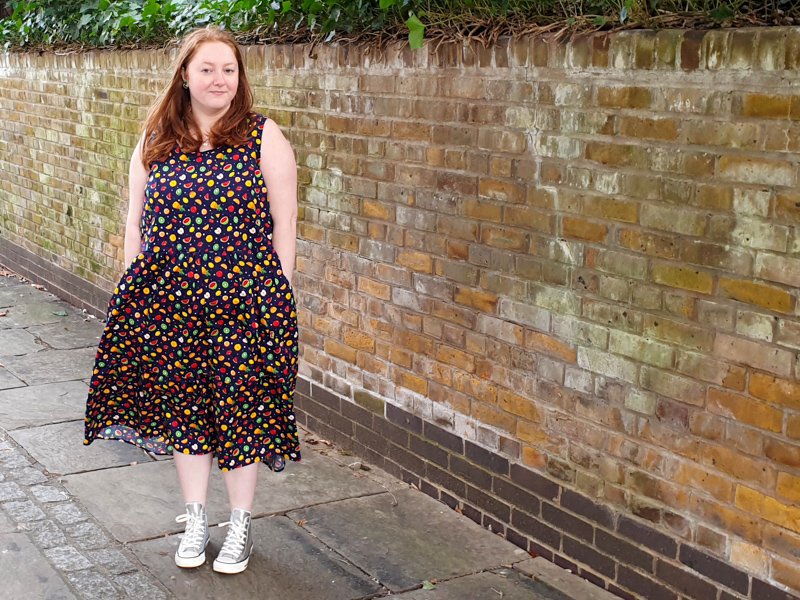 Gemma's Bardon Dress