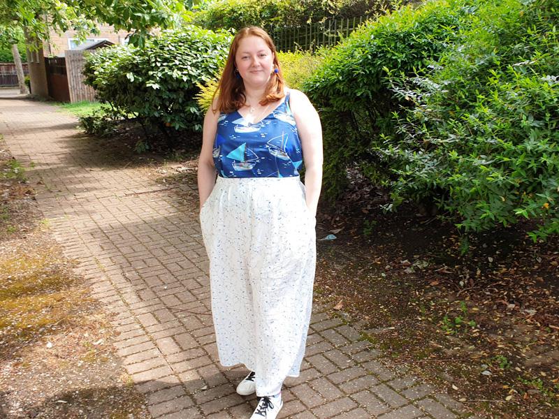 Gemma's Portobello Trousers