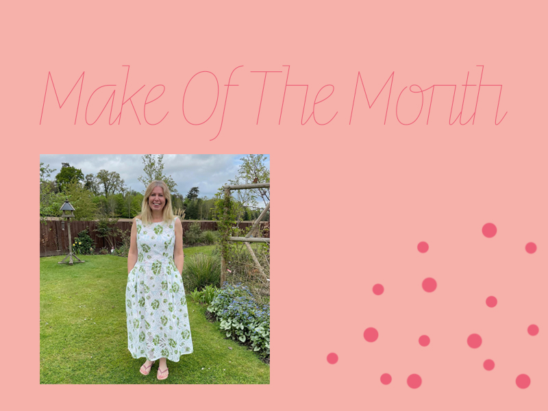 Make Of The Month; Kirsty