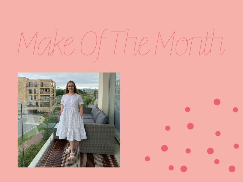 Make Of The Month; Kateryna